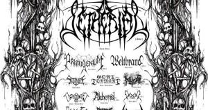 SATANIZE closes Extreme Metal Attack bill
