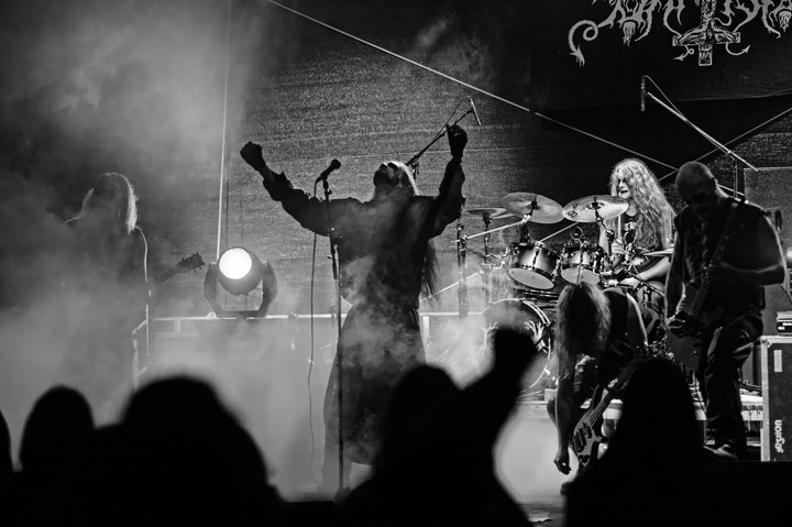 The Black Planet | Sinister Howling IV: HORNA and BAPTISM ...